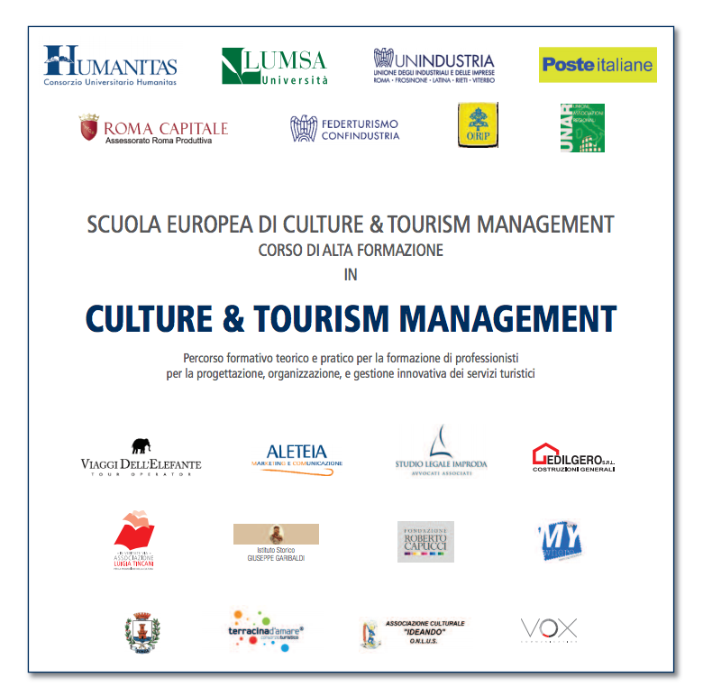 Culture &Tourism Management